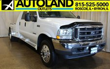 2002 Ford Super Duty F-450 Lariat