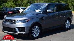 2020 Land Rover Range Rover Sport SE MHEV