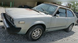 1978 Honda Accord CVCC PROJECT CAR! CLEAN BODY!