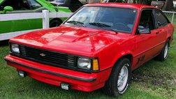 1985 Chevrolet Citation X-11