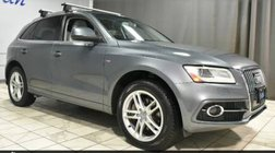 2013 Audi Q5 3.0T quattro Premium Plus