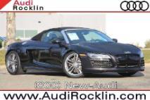 2014 Audi R8 5.2 quattro Spyder