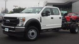 2020 Ford Super Duty F-450 XL 2WD Crew Cab 203 WB 84 CA
