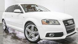 2013 Audi A3 2.0T quattro Premium Plus
