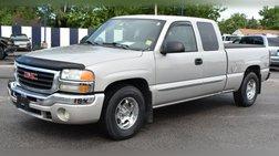 2004 GMC Sierra 1500 SLE