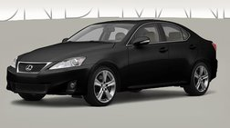 2011 Lexus IS 350 Base