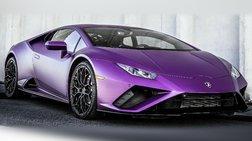 2020 Lamborghini Huracan LP 610-4 EVO