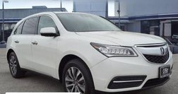 2015 Acura MDX w/Tech w/RES