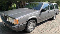 1992 Volvo 740 Turbo