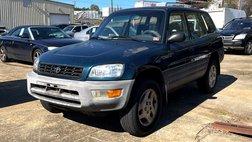 1999 Toyota RAV4 4-Door 4WD