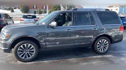 2016 Lincoln Navigator Select