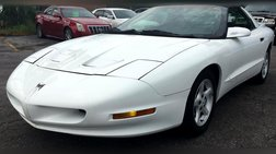 1997 Pontiac Firebird Base