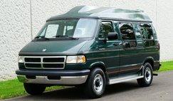 1994 Dodge Ram Van B250 Mark III Hightop Conversion Van