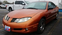 2005 Pontiac Sunfire Special Value