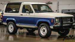 1988 Ford Bronco II II