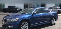 2017 Volkswagen Passat V6 SEL Premium