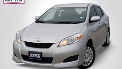 2009 Toyota Matrix Base