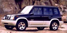 1997 Suzuki Sidekick JLX