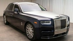 2020 Rolls-Royce Phantom Base
