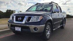 2011 Nissan Frontier SL