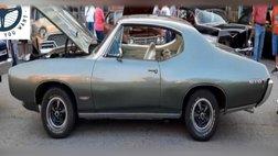 1968 Pontiac GTO 2D Coupe
