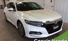 2019 Honda Accord Hybrid Touring