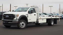 2020 Ford Super Duty F-550 XL 2WD Reg Cab 205 WB 120 CA