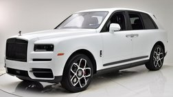 2020 Rolls-Royce  Black Badge
