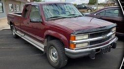 1995 Chevrolet C/K 2500 Ext. Cab 8-ft. Bed 4WD diesel