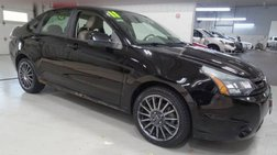 2011 Ford Focus Sport SES