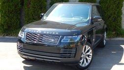 2020 Land Rover Range Rover PHEV Autobiography