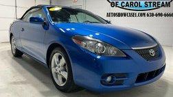 2007 Toyota Camry Solara SLE Convertible V6