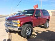 1998 Chevrolet Tahoe LS