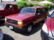 1990 Ford Ranger S