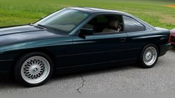 1992 BMW 8 Series 850i