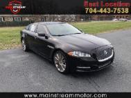2011 Jaguar XJL Supercharged