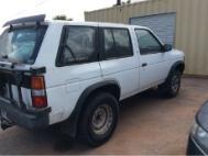 1992 Nissan Pathfinder XE
