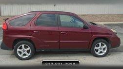 2004 Pontiac Aztek Base