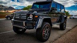 2017 Mercedes-Benz G-Class G 550 4x4 Squared