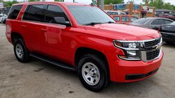 2018 Chevrolet Tahoe Special Service