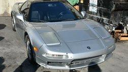 1991 Acura NSX Base