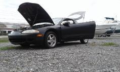 1996 Mitsubishi Eclipse RS