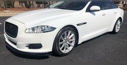 2012 Jaguar XJ Base