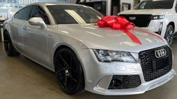 2013 Audi A7 3.0T quattro Premium Plus