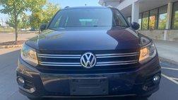 2013 Volkswagen Tiguan 4WD 4dr Auto SE *Ltd Avail*