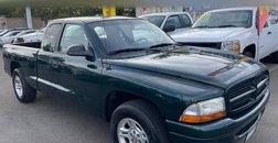 2000 Dodge Dakota SLT