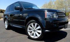 2013 Land Rover Range Rover Sport HSE LUX