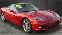 2009 Chevrolet Corvette Corvette