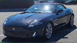 2015 Jaguar XK Base