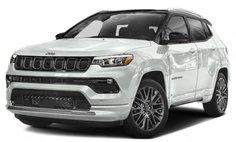 2022 Jeep Compass Latitude Lux